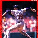 Mike Dyer #642 - Twins 1990 Donruss Baseball Trading Card