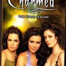 Charmed - Complete 8th & Final Season DVD 2007, 6-Disc Set - Good