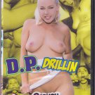 D.P. Drillin - Adult DVD - Factory Sealed
