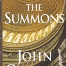The Summons by John Grisham 2002 Hardcover Book - Very Good