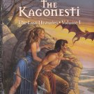The Kagonesti (Lost Histories) by Douglas Niles 1995 Paperback Book - Very Good