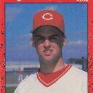 Scott Scudder #435 - Reds 1990 Donruss Baseball Trading Card