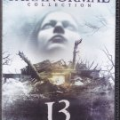 Paranormal Collection - 13 Features DVD 2017, 2-Disc Set - Brand New