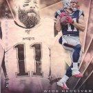 Julian Edelman #75 - Patriots 2020 Panini Illusions Football Trading Card