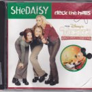 Deck the Halls [Single] by SHeDAISY CD 1999 - Good
