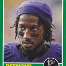 Desmond Trufant #398 - Falcons 2013 Score Rookie Football Trading Card