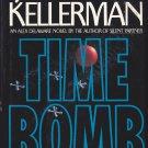 Time Bomb (Alex Delaware) By Jonathan Kellerman 1990 Hardcover Book - Very Good