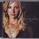 Cry by Faith Hill CD 2002 - Good