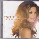 Fireflies by Faith Hill CD 2005 - Very Good