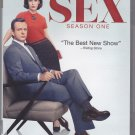 Masters of Sex - Complete 1st Season  DVD 2014, 4-Disc Set - Very Good
