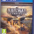 Railway Empire - PlayStation 4, 2018 Video Game - COMPLETE - Like New