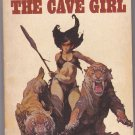The Cave Girl by Edgar Rice Burroughs 1980 Paperback Book - Very Good