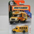 GMC School Bus - Matchbox 2020  - Brand New