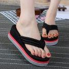 Women's - Wedge Flip Flops, Sandals, Non-Slip (Size 7.5) - Brand New