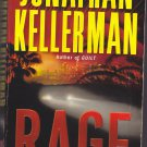 Rage - (Delaware) by Jonathan Kellerman 2013 Paperback Book - Very Good