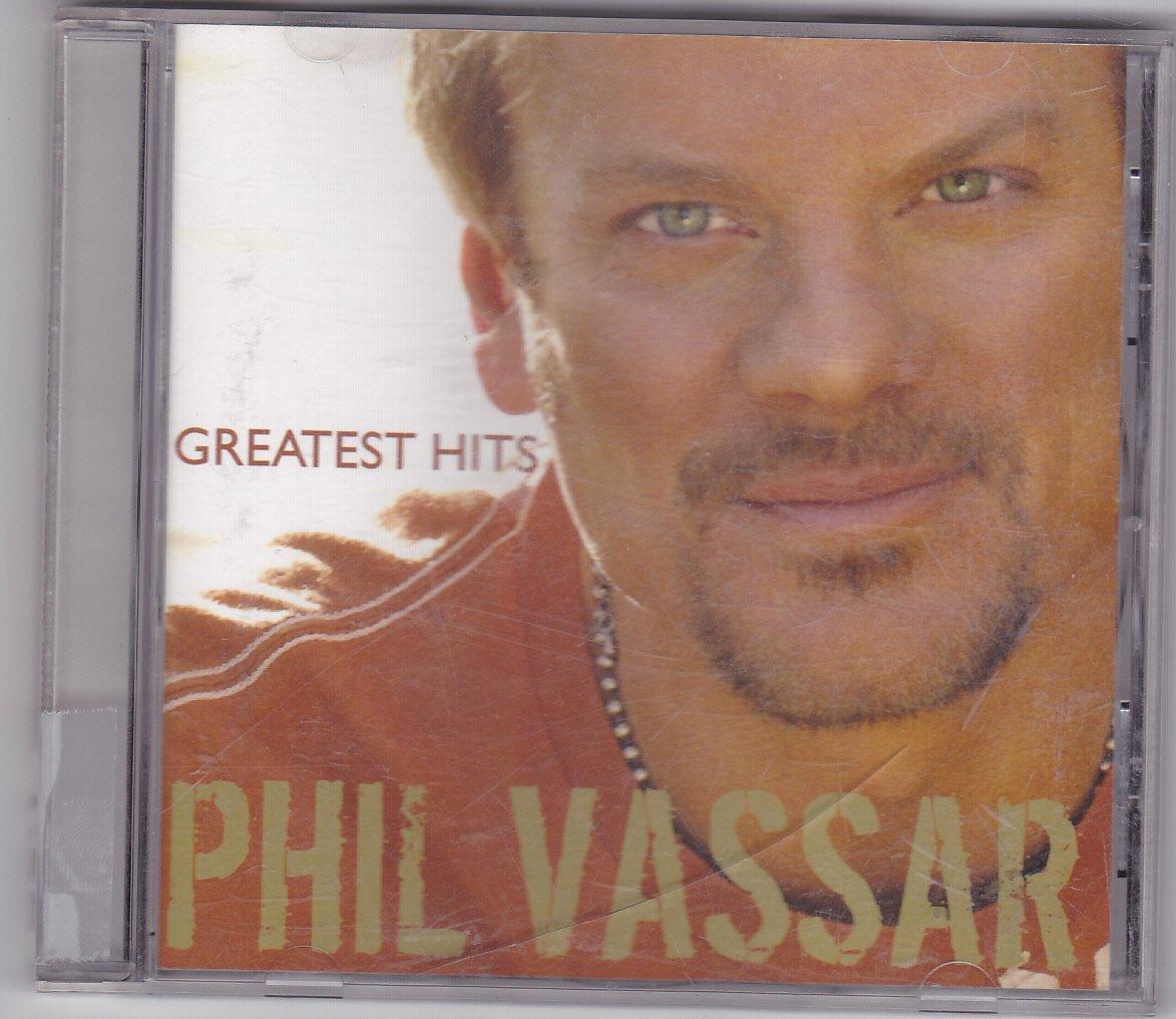 Greatest Hits, Vol. 1 by Phil Vassar CD 2006 - Very Good