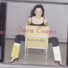 Born to Fly by Sara Evans CD 2000 - Very Good