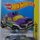 Diesel Duty Purple - 2015 Hot Wheels - Brand New