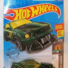 05 Ford Mustang Green - Hot Wheels 2017 - Brand New