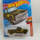 '69 Chevy Pickup Green - Hot Wheels 2017 - Brand New