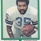 Calvin Hill #95 - Cowboys 1974 Topps Football Trading Card