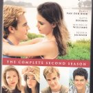Dawsons Creek - Complete 2nd Season 2003 DVD 4-Disc Set - Very Good