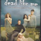 Dead Like Me - Complete 2nd Season 2004 DVD 4-Disc Set - Very Good