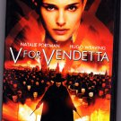V For Vendetta DVD 2006 - Good