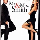Mr. and Mrs. Smith DVD 2005 - Good