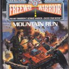 Mountain Run (Freeway Warrior #2) by Joe Dever 1990 Paperback Book - Good