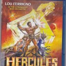 Hercules - Blu-ray Disc 2017 - Like New