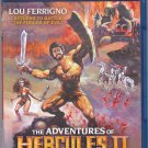 The Adventures Of Hercules II - Blu-ray Disc 2017 - Like New