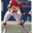 Derrick Thomas #359 - Chiefs 1992 Upper Deck Football Trading Card