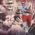 Clyde Edwards-Helaire #15 - Chiefs 2020 Panini Rookie Football Trading Card