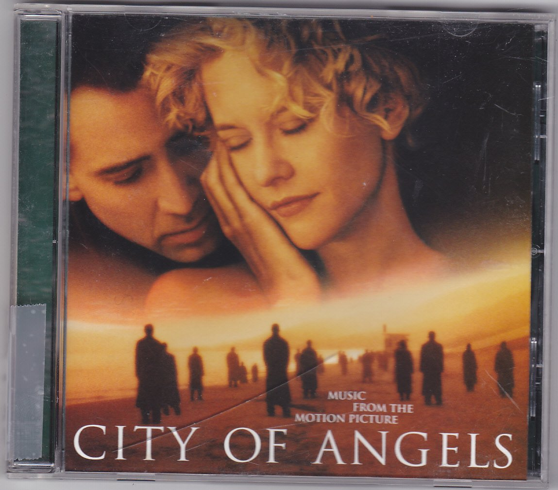 City of Angels [Soundtrack] by Various Artists CD 1998 - Very Good