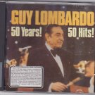50 Years! 50 Hits! by Guy Lombardo CD 1996 - Very Good
