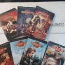 Rescue Me - Complete Season Series on DVD Set 1 - 7 - Very Good