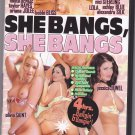 She Bangs - Adult DVD - COMPLETE