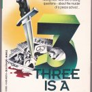 Three Is a Crowd by D. B. Borton 1994 Paperback Book - Very Good
