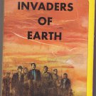 Invaders Of Earth by Groff Conklin 1964 Paperback Book - Good
