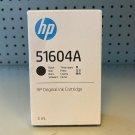 HP Original Ink Cartridge 51604A BLACK - Brand New