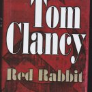 Red Rabbit by Tom Clancy 2002 Hardcover Book - Very Good