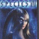 Species III DVD 2004 Unrated - Very Good