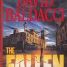 The Fallen (Memory Man) by David Baldacci 2018 Autographed Hardcover Book - Like New