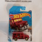 Armored Truck - Red - Hot Wheels 2020 - Brand New