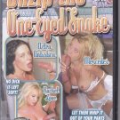 Unzip The One-Eyed Snake - Adult DVD - Factory Sealed