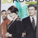 30 Rock - Complete 1st Season DVD 2007, 3-Disc Set - Very Good