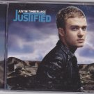 Justified by Justin Timberlake CD 1990 - Very Good