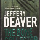 The Bone Collector by Jeffery Deaver 2014 Paperback Book - Very Good