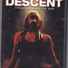 The Descent (Unrated) DVD 2005 - Very Good